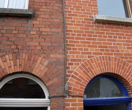 before and after tuckpointing in st. louis