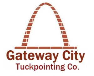 main logo for st. louis tuckpointing co