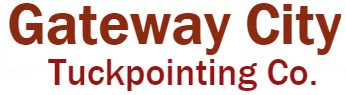 gateway city tuckpointing top logo